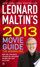 Leonard Maltin S 2013 Movie Guide