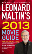 Pdf Leonard Maltin's 2013 Movie Guide