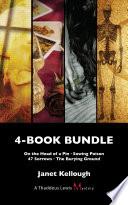 Thaddeus Lewis Mysteries 4 Book Bundle Book
