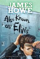 Also Known as Elvis ebook