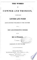 The Works of Cowper and Thomson Book PDF