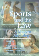 Sports and the Law