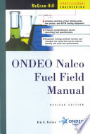 Ondeo/Nalco Fuel Field Manual