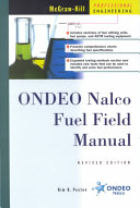 Ondeo Nalco Fuel Field Manual Book