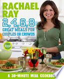 Rachael Ray 2 4 6 8