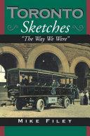 Toronto Sketches [Pdf/ePub] eBook