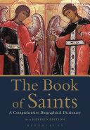 The Book of Saints [Pdf/ePub] eBook