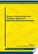 Sensors  Measurement and Intelligent Materials II
