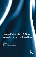 Eastern Partnership: A New Opportunity for the Neighbours? Pdf/ePub eBook