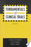 Fundamentals of Clinical Trials Book