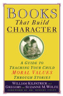 Books That Build Character