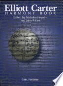 Harmony Book Book