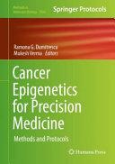 Cancer Epigenetics for Precision Medicine Book