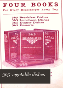 365 Vegetable Dishes