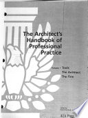 The Architect's Handbook of Professional Practice  , Volumes 1-2