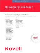 Novell ZENworks for Desktops 4 Administrator s Handbook