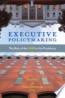 Executive Policymaking