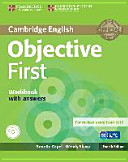 Objective First - Fourth Edition. Workbook with Answers with Audio CD