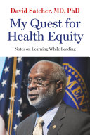 My Quest for Health Equity Pdf/ePub eBook