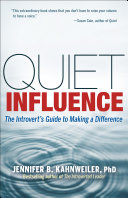 Quiet Influence Pdf/ePub eBook