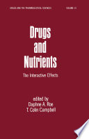 Drugs and Nutrients Book