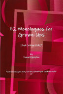 Pdf 52 Monologues for Grown-Ups (and College Kids)