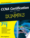 """CCNA Certification All-in-One For Dummies"" by Silviu Angelescu"