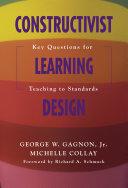 Constructivist Learning Design Pdf/ePub eBook
