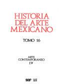 Historia del arte mexicano: Arte contemporáneo