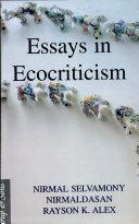 Essays in Ecocriticism