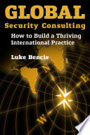 Global Security Consulting Book