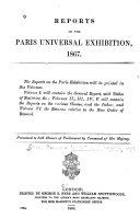 Reports on the Exhibition