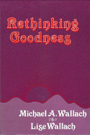 Rethinking Goodness