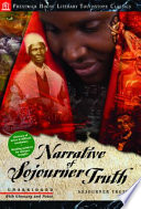 Narrative Of Sojourner Truth Book