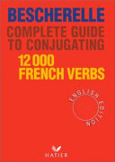 Cover of 12,000 French Verbs