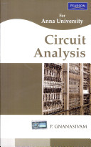 Circuit Analysis (for Anna University)