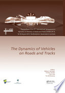 Dynamics of Vehicles on Roads and Tracks Book