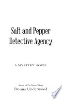 Salt and Pepper Detective Agency