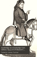Pdf The Cambridge Ms (University Library, Gg. 4.27) of Chaucer's Canterbury Tales