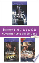 Harlequin Intrigue November 2016 Box Set 2 Of 2