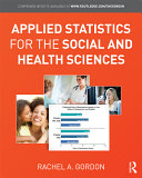Pdf Applied Statistics for the Social and Health Sciences