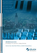 UNICORE Summit 2013