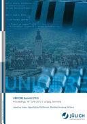 Pdf UNICORE Summit 2013