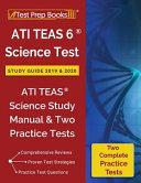 Ati Teas 6 Science Test Study Guide 2019 & 2020