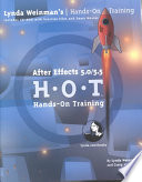 After Effects 5.0/5.5, H-O-T Hands-on Training