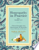 """Homeopathy in Practice: Clinical Insights into Homeopathy & Remedies"" by Iqbal Husain"