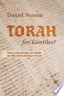 Torah For Gentiles
