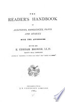 The Reader s Handbook of Allusions  References  Plots and Stories