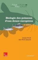 Biologie des poissons d eau douce europ  ens  2e   d