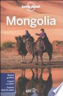 Guida Turistica Mongolia Immagine Copertina